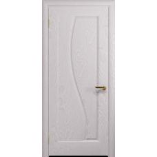 Ульяновская дверь Фрея-1 ясень белый глухая