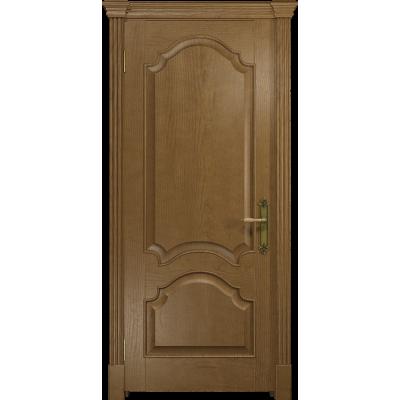 Ульяновская дверь Валенсия-1 ясень античный глухая