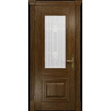 Ульяновская дверь Кардинал сукупира стекло белое пескоструйное «кардинал»