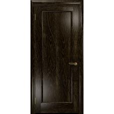 Ульяновская дверь Торино ясень венге золото глухая