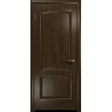 Ульяновская дверь Ровере американский орех тонированный глухая