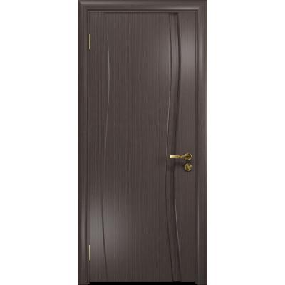 Ульяновская дверь Грация-1 эвкалипт глухая