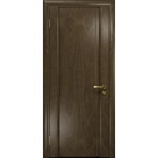 Ульяновская дверь Триумф-1 американский орех глухая