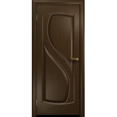 Ульяновская дверь Диона-1 венге глухая