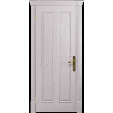 Ульяновская дверь Неаполь ясень белый глухая