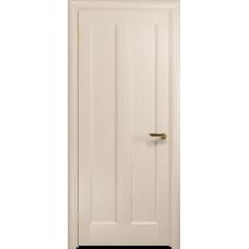 Ульяновская дверь Тесей дуб беленый глухая