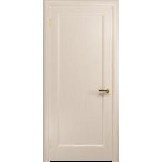 Ульяновская дверь Миланика-1 дуб беленый глухая