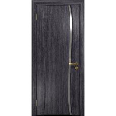Ульяновская дверь Портелло-1 абрикос стекло триплекс зеркало