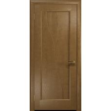 Ульяновская дверь Торино ясень античный глухая