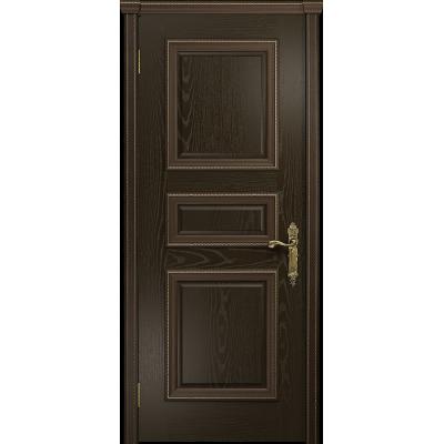Ульяновская дверь Версаль-3 ясень венге глухая