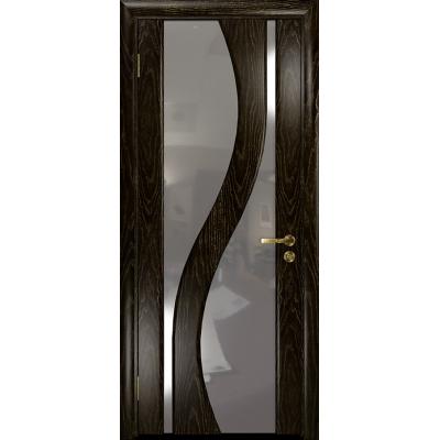 Ульяновская дверь Веста ясень венге золото стекло триплекс зеркало