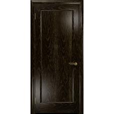 Ульяновская дверь Миланика-1 ясень венге золото глухая