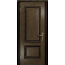 Ульяновская дверь Версаль-1 Декор американский орех глухая