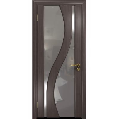 Ульяновская дверь Веста эвкалипт стекло триплекс зеркало