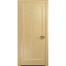 Ульяновская дверь Миланика-1 ясень ваниль глухая