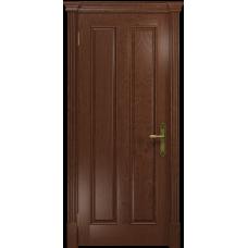 Ульяновская дверь Неаполь красное дерево глухая