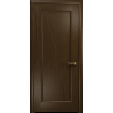 Ульяновская дверь Торино венге глухая