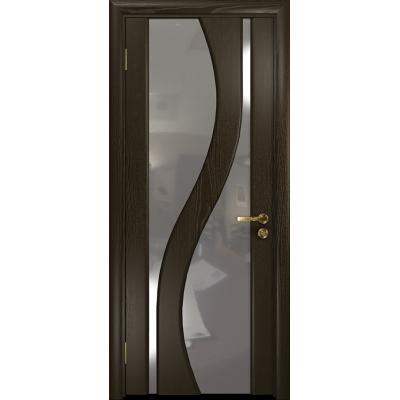 Ульяновская дверь Веста ясень венге стекло триплекс зеркало