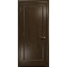 Ульяновская дверь Миланика-1 американский орех тонированный глухая