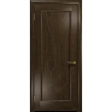 Ульяновская дверь Торино американский орех тонированный глухая