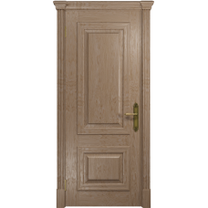 Ульяновская дверь Кардинал дуб глухая