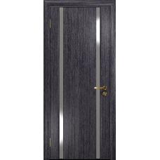 Ульяновская дверь Триумф-2 абрикос стекло триплекс зеркало