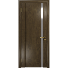 Ульяновская дверь Триумф-1 американский орех стекло триплекс зеркало