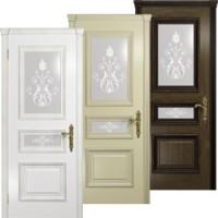 Двери Версаль-2 Декор