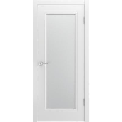 Ульяновская дверь Лацио-111 белая эмаль ДО