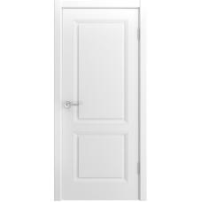 Ульяновская дверь Belini-222 белая эмаль ДГ