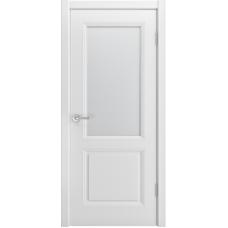 Ульяновская дверь Belini-222 белая эмаль ДО