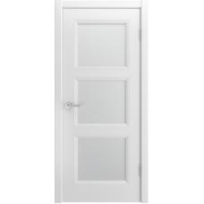 Ульяновская дверь Belini-333 белая эмаль ДО-3