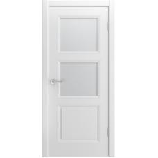 Ульяновская дверь Belini-333 белая эмаль ДО-2