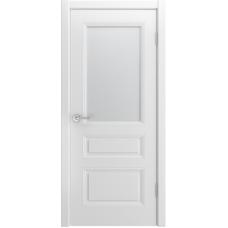 Ульяновская дверь Belini-555 белая эмаль ДО-1