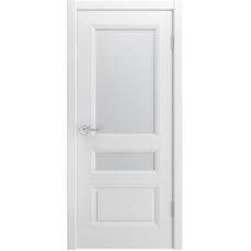 Ульяновская дверь Belini-555 белая эмаль ДО-2