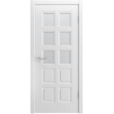 Ульяновская дверь Belini-777 белая эмаль ДО-1