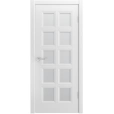 Ульяновская дверь Belini-777 белая эмаль ДО-2