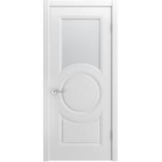 Ульяновская дверь Belini-888 белая эмаль ДО-1