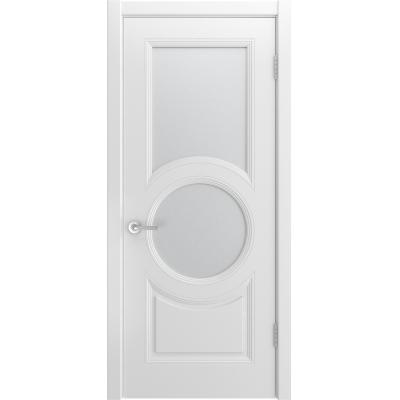 Ульяновская дверь Belini-888 белая эмаль ДО-2