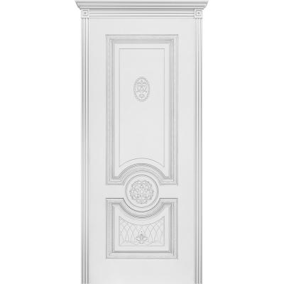 Ульяновская дверь Гамма белая эмаль ДГ