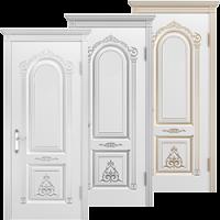Крашенные двери Ода