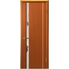 Ульяновская дверь Стэлла-1 тёмный анегри