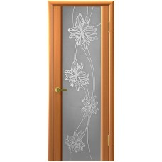 Ульяновская дверь Стэлла-2 светлый анегри