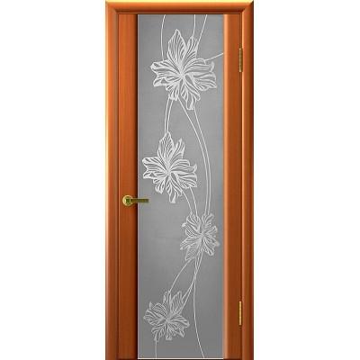 Ульяновская дверь Стэлла-2 тёмный анегри