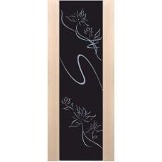 Ульяновская дверь Диамант(дворецкий) белёный дуб