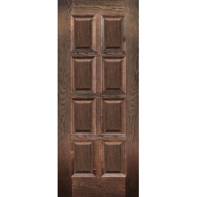 Ульяновская дверь Финестра английский дуб ДГ