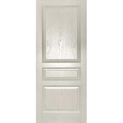 Ульяновская дверь Готика белый ясень ДГ
