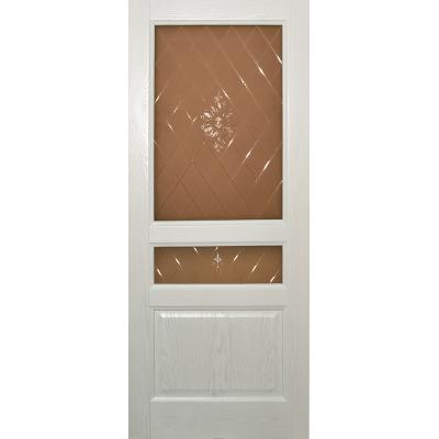 Ульяновская дверь Готика белый ясень ДО