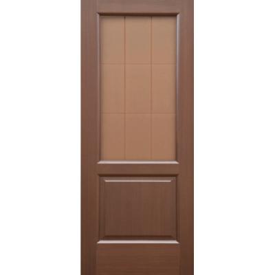 Ульяновская дверь Классик венге ДО