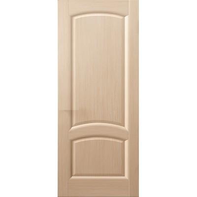 Ульяновская дверь Соло белёный дуб ДГ